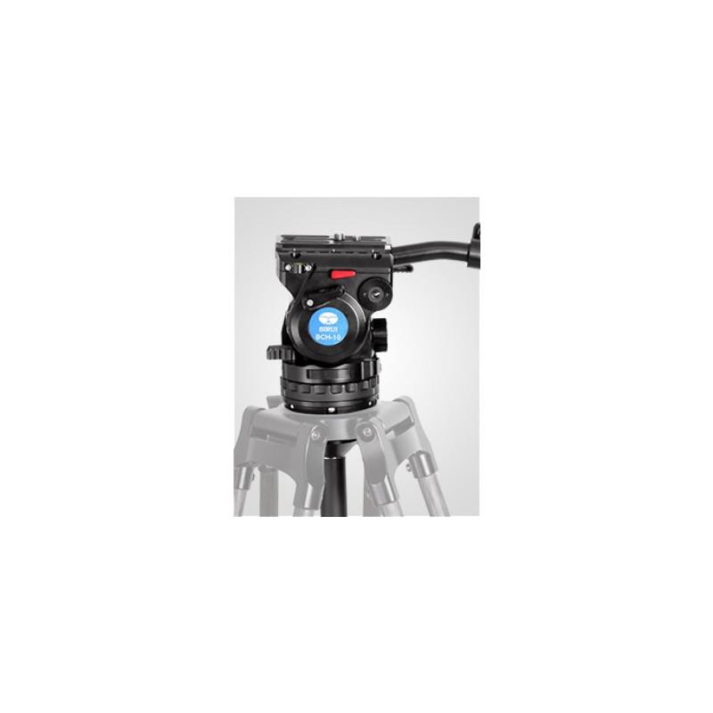 SIRUI BCH-10 Testa video in alluminio