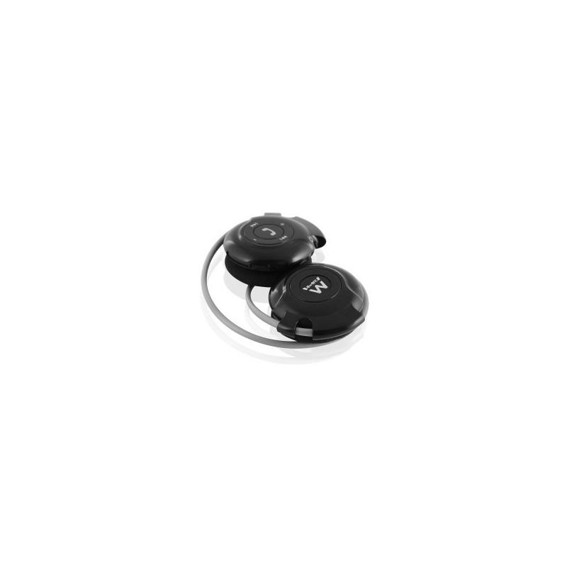 EWENT EW3595, Nero, Wired/Bluetooth, radio FM/slot SD card