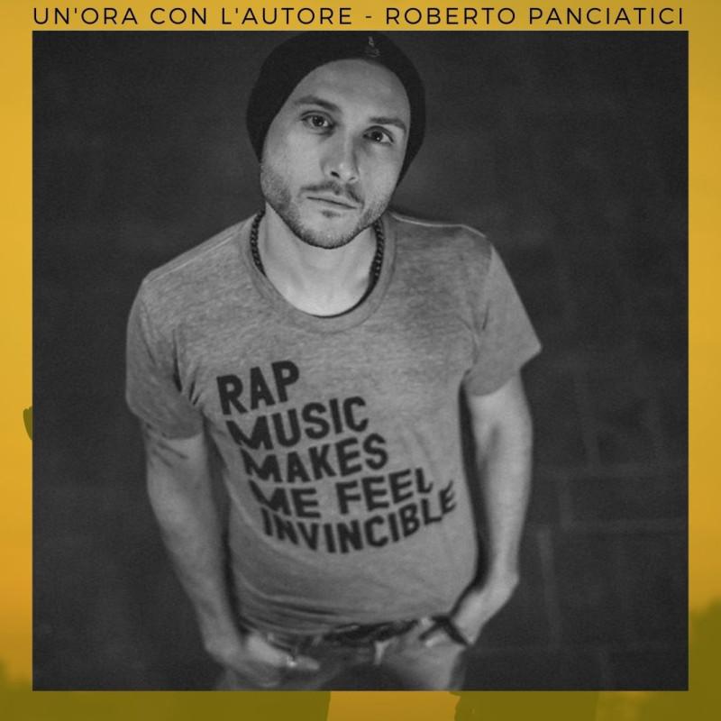Un'ora con l'autore: Roberto Panciatici