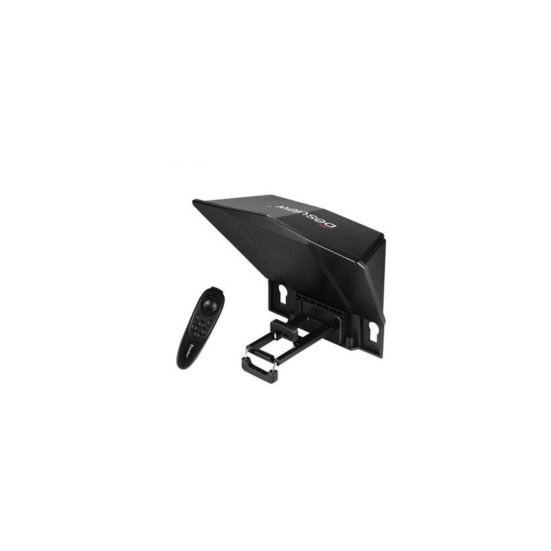 Desview Teleprompter T2 - Suggeritore con Anelli Adattatori