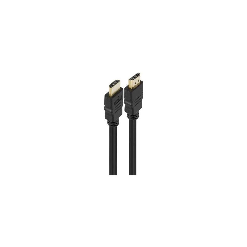 EWENT EC1334 cavo HDMI 8 m HDMI tipo A (Standard) Nero