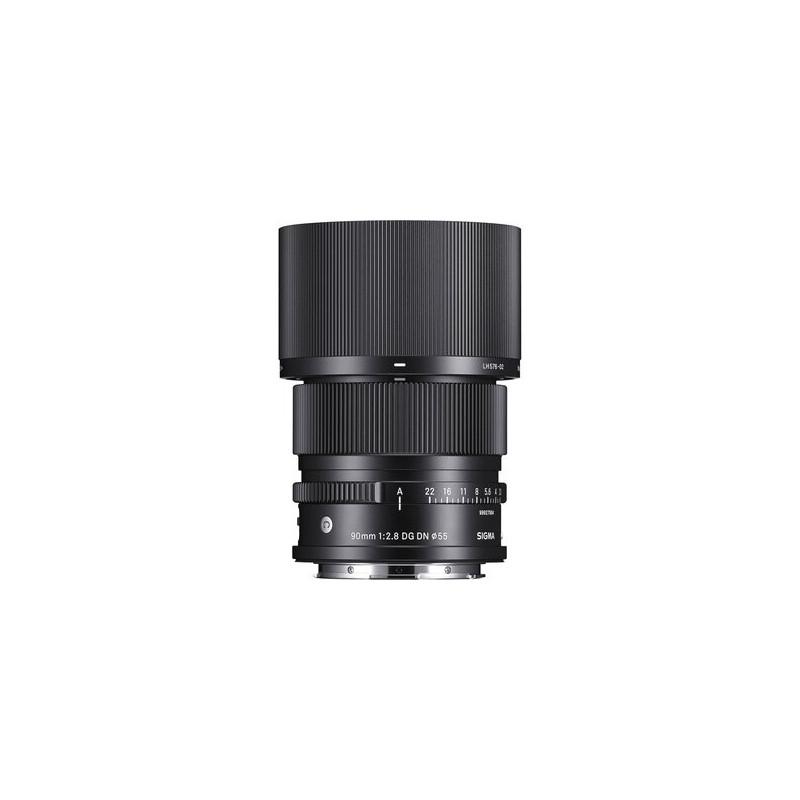 Sigma AF 90mm f/2.8 Contemporary DG DN L-Mount