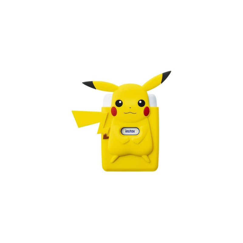 Fujifilm Instax mini Link Pikachu Edition 800 x 600 DPI 2.4'' x 1.8'' (6.2x4.6 cm)