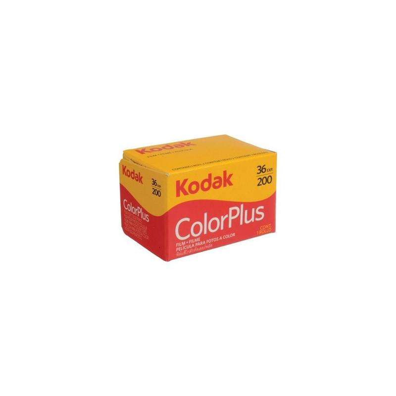Kodak ColorPlus 200 pellicola per foto a colori 36 scatti