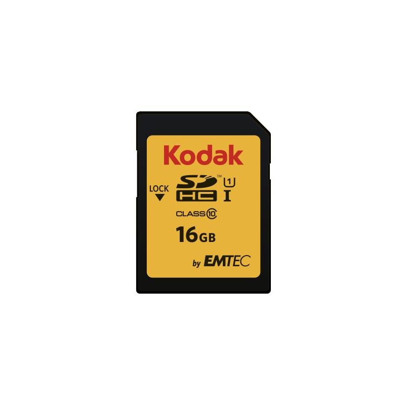Kodak 16GB SDHC UHS-I Classe 10