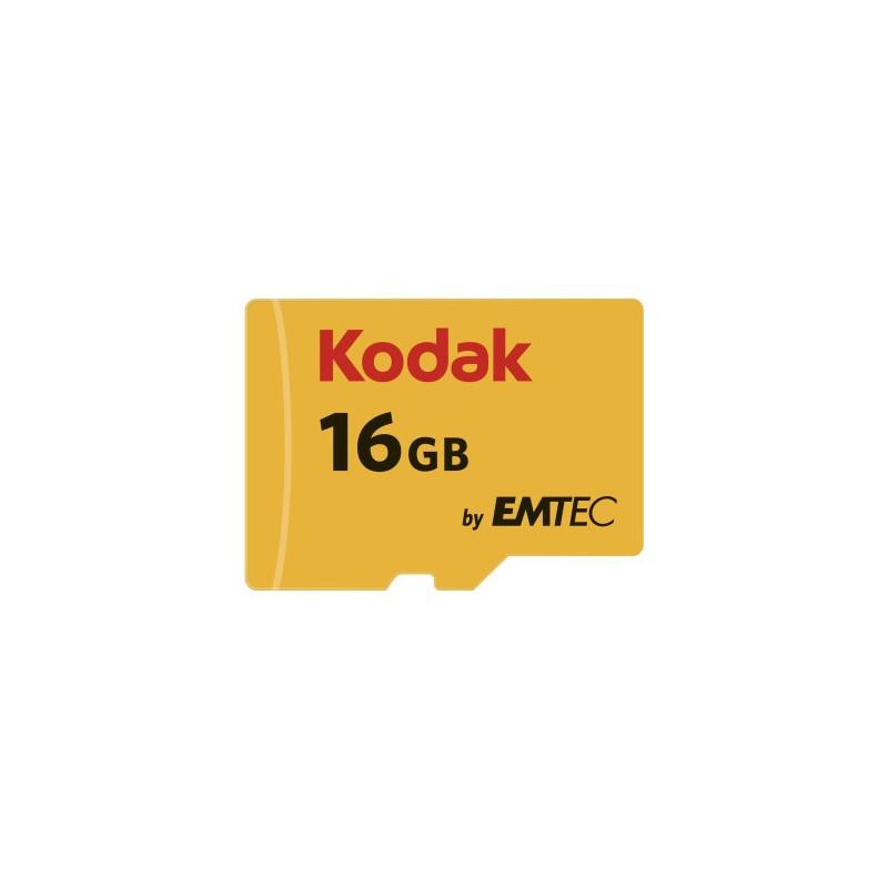 Kodak 16GB MicroSDHC UHS-I Classe 10