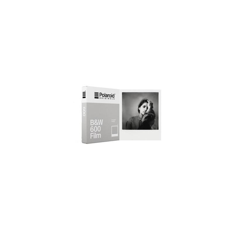 Polaroid 8 pellicole Bianco e Nero per 600
