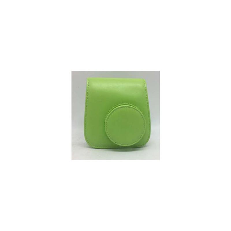 Asaky Borsa Ecopelle per Instax Mini 9 Lime Green