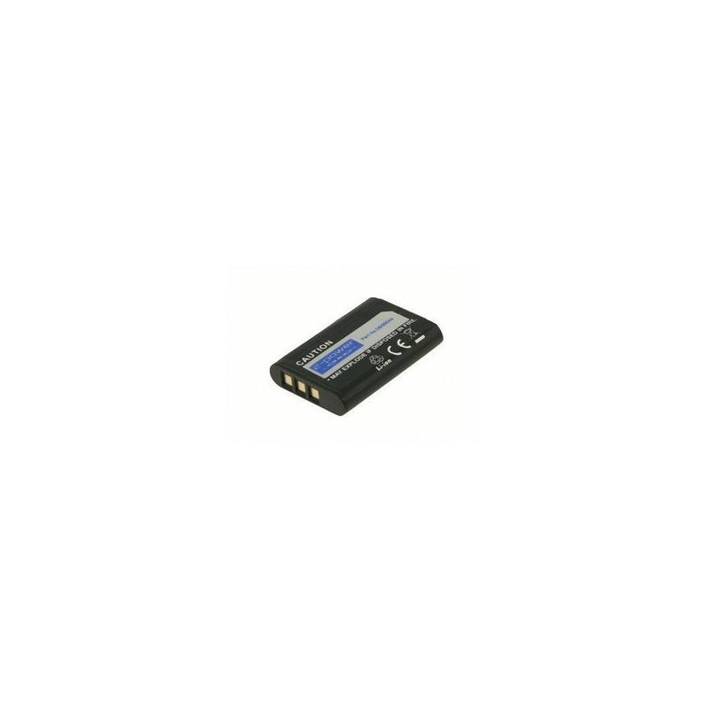 2-POWER DBI9924A Batteria per fotocamera/videocamera Ioni di Litio 680 mAh
