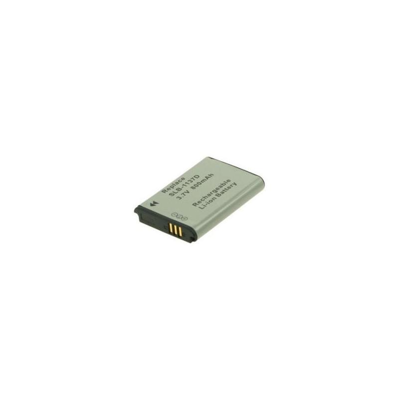 2-POWER DBI9918A Batteria per fotocamera/videocamera Ioni di Litio 800 mAh