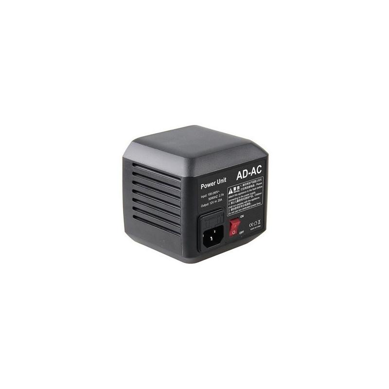 Godox Adattatore AD-AC a RETE per Godox AD600 e SLB-60w