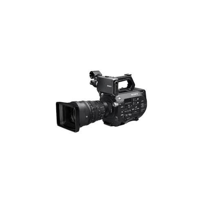 Sony XDCAM PXW-FS7 + 28-135/4.0