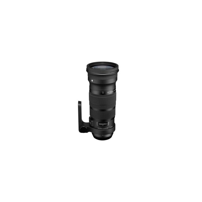 Sigma 120-300mm f/2.8 DG OS HSM Sport Nikon
