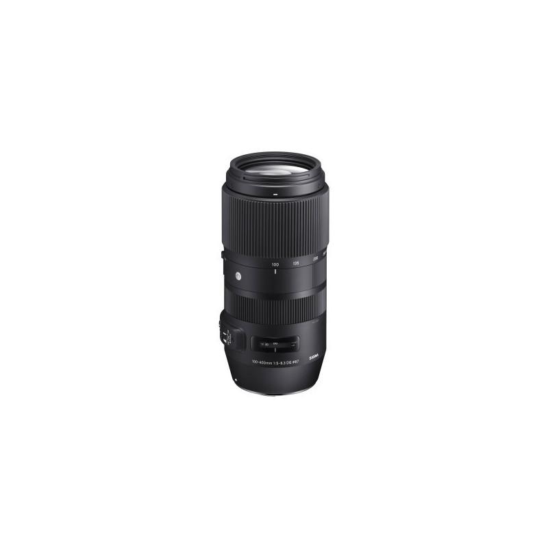 Sigma 100-400mm f/5-6.3 DG OS HSM Contemporary Nikon