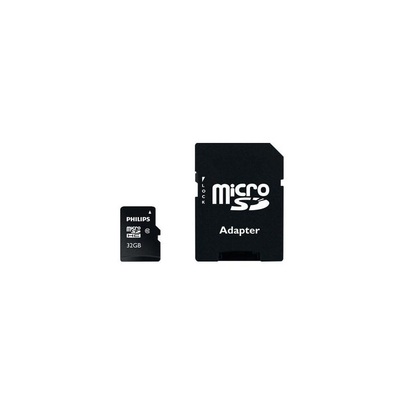 Philips Schede Micro SD FM32MP45B/10