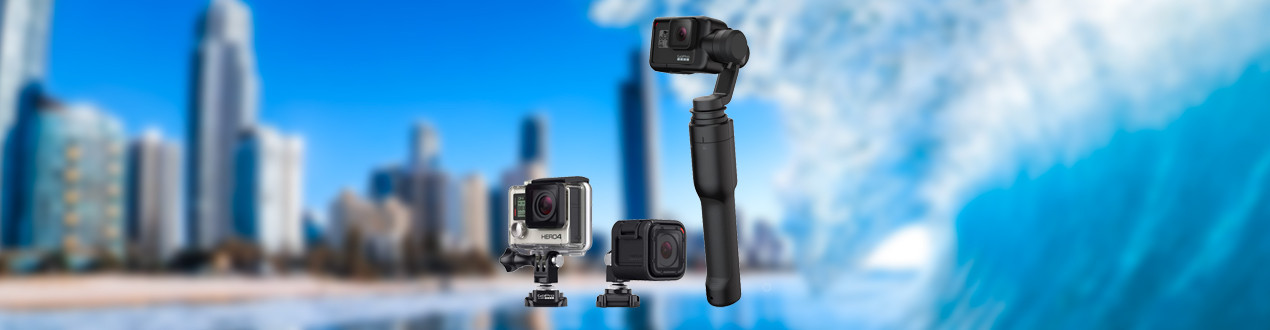 Action Cam e Accessori