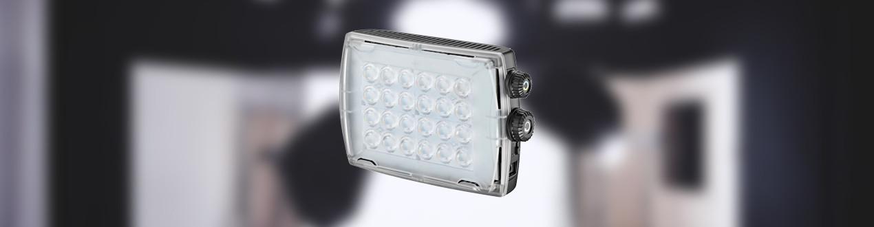 Lampade per video