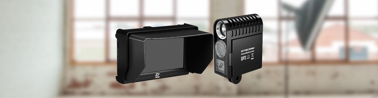 Videocamere - Accessori